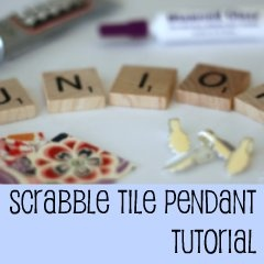 31 best alphabetscrabble tiles images on pinterest alpha bet scrabble tile pendant tutorial gifts for my scrabbble buddies aloadofball Image collections