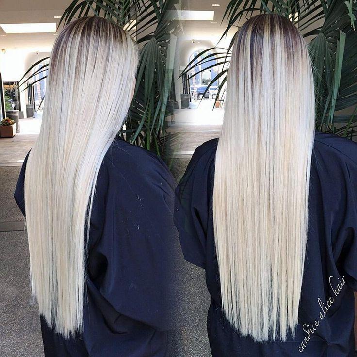 Brazil Bond Builder: Hosszú szőke haj