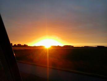 I love sunset