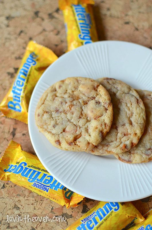 christian dior mens wallet Day 9 Chewy Butterfinger Cookies  Recipe