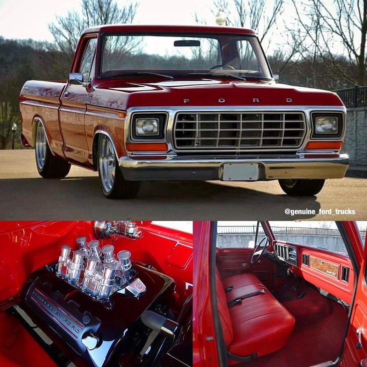 Ford Trucks, Ford Pickup Trucks, Classic