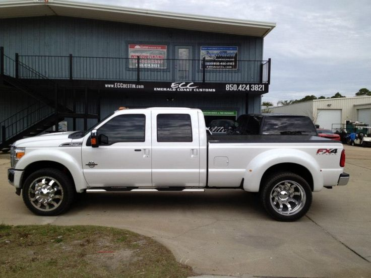 2013 Ford F 450 Dually W 24 Quot American Force Wheels