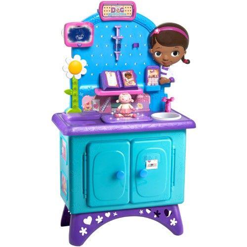 Disney Doc Mcstuffins Pet Vet Get Better Checkup Center Doc Mcstuffins Toys Doc Mcstuffins Cool Toys