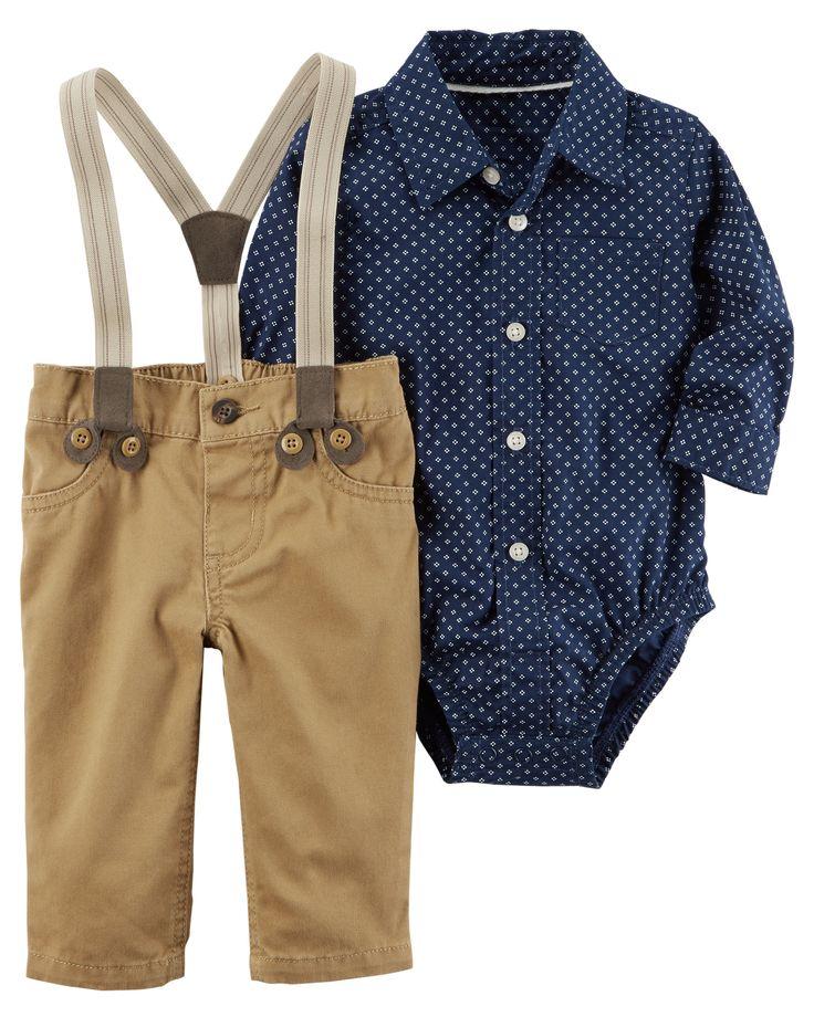 3 Piece Dress Me Up Set Stylish Baby Clothes Designer