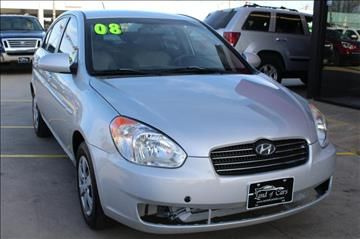 2008 Hyundai Accent for sale in Warr Acres, OK