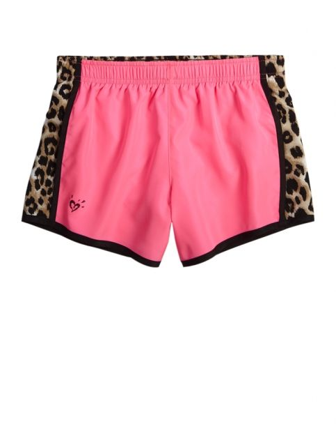 Animal Inset Running Shorts | Girls Active Shorts | Shop Justice