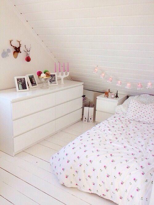 20 ideas de habitaciones para chicas sencillas ¡SON HERMOSAS! - Imagen 18