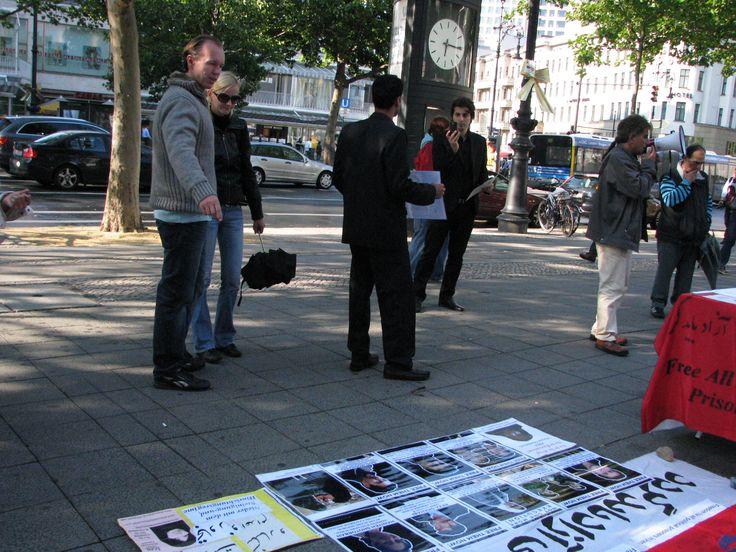 تظاهرات آلمان ؛ برلین