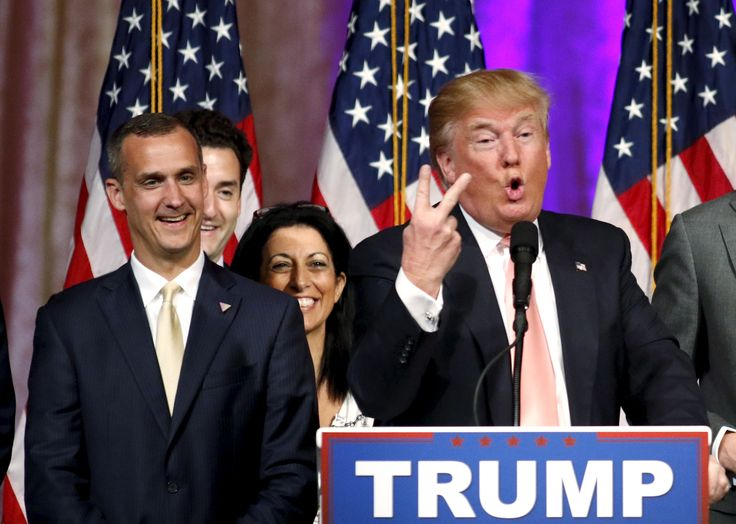 The Old Man and His Twitter Feed: Corey Lewandowski Compares Donald Trump to Nobel Prize Winning Author Ernest Hemingway