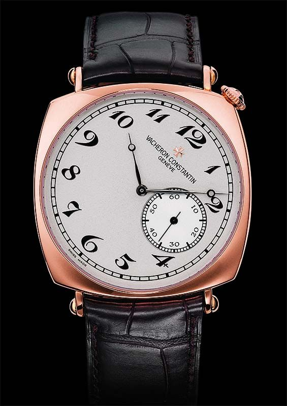 """The perfect rose gold watch: Vacheron Constantin """"Historiques American 1921"""""""