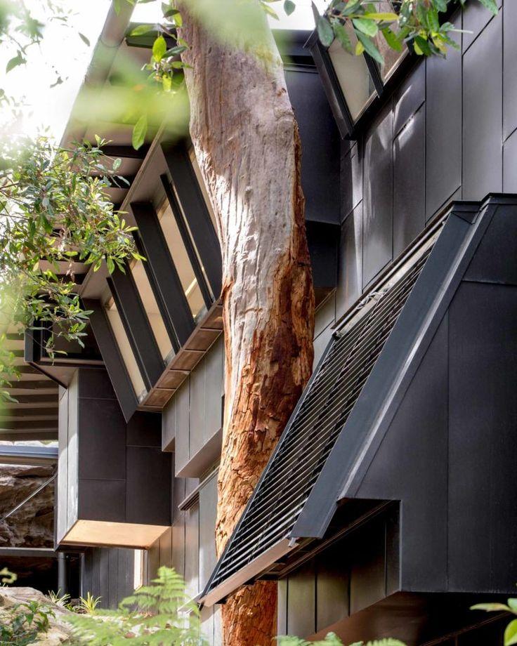 Architect-designed house for sale in Palm Beach, Sydney, NSW 2108. Donaldson House by Glenn Murcutt