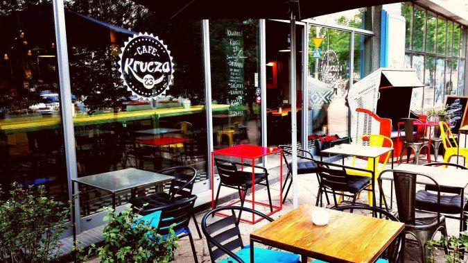 #Cafe Krucza 23, #Warszawa, ul. Krucza 23, Godz. otwarcia: pon-pt. 8-22, sob.-niedz. 10-22. Z #KofiUp wypijesz: #Americano, #Espresso, #Cappuccino, #EspressoDoppio, #FlatWhite, #Herbata, #Latte