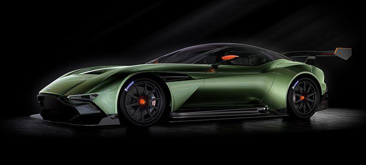 Aston Martin Vulcan, a surprise 800 horsepower bombshell of a V12 track day monster