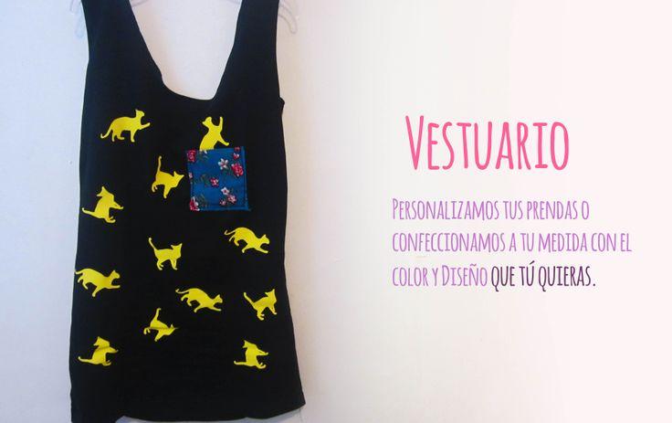 Polera - remera - camiseta - t.shirt cats - gatos