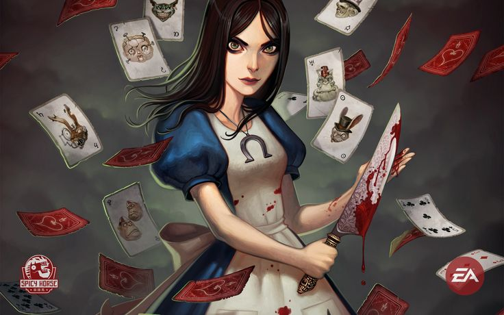 high resolution wallpapers widescreen alice madness returns  by Butcher Black (2017-03-26)