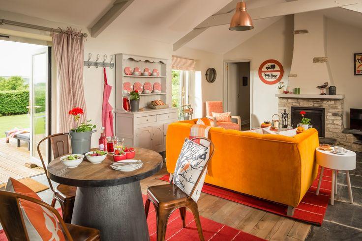 Rustic Luxury Self-Catering Homestay nr Watergate Bay in Cornwall