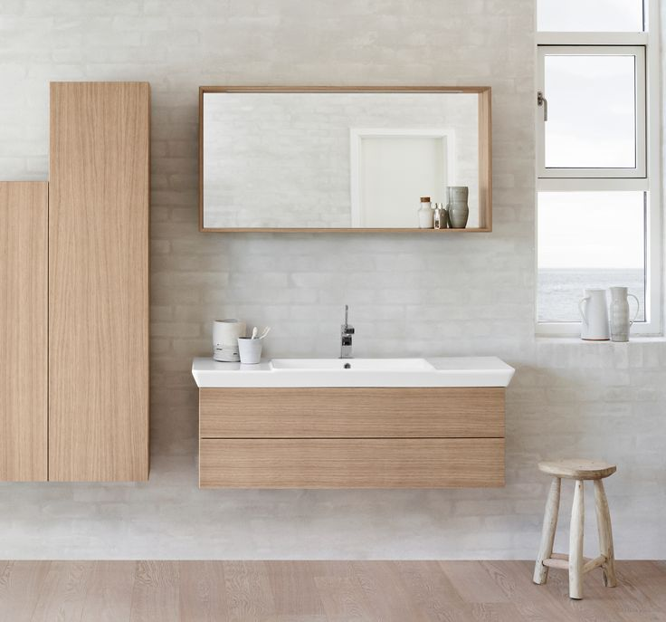 If you prefer a stylish minimal handle free solution, you can now choose drawers with push-open function!
