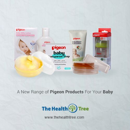 Choose from a range of best in class #babycare products from #Pigeon and avail up to 20% discount. Hurry up!  #thehealthtree