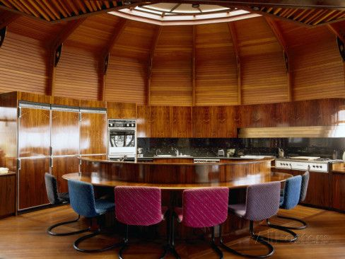 Price House Corona Del Mar California 1984 Bar And Kitchen Architect Bart Prince