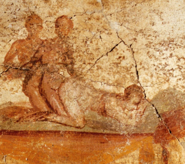 ancient written gay erotica