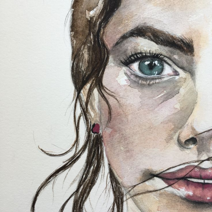 // Cathy // Heather Miller Art