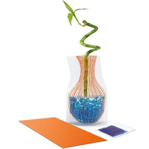 Florero Envelope disponible en varios colores, contiene bolitas del mismo color del florero. Ideal para el hogar, para decorar cualquier rincón. Se puede personalizar con el logo de su empresa y regalar en campañas de publicidad. #tiendaonline #merchandising #regalospublicitarios #regalosoriginalesbaratos