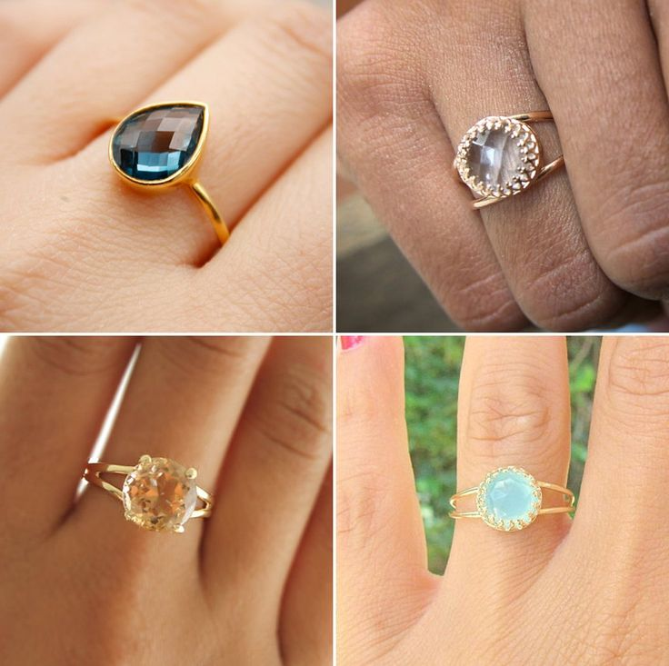 25 gorgeous engagement rings that cost under 100 - Wedding Rings Under 100