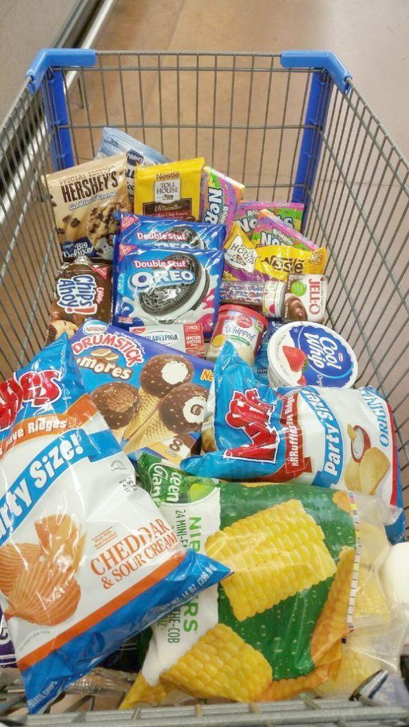 Potato Chip Snack Food Association Except Vegan Junk Food Snack