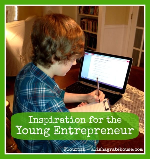 Inspiration for the Young Entrepreneur | A review of Entrepreneur Kids Academy | Flourish - alishagratehouse.com