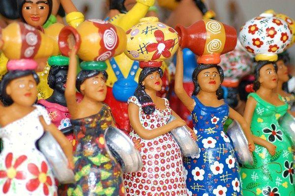 nice artesanato brasileiro