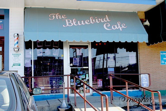 See an Up-and-comer play at the Blue Bird Cafe--Nashville! Definitely have dreams of going to this place!!!!