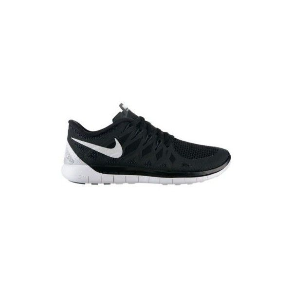 Nike Free 5.0  Womens Running Trainers ($110) ❤ liked on Polyvore featuring shoes, running shoes, women, nike footwear, nike и nike shoes