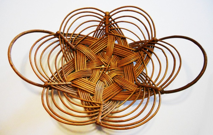 Simple Basket Weaving Willow : Best images about pajuty? ideat on
