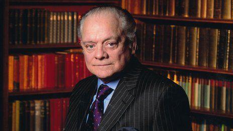 Sir David Jason.