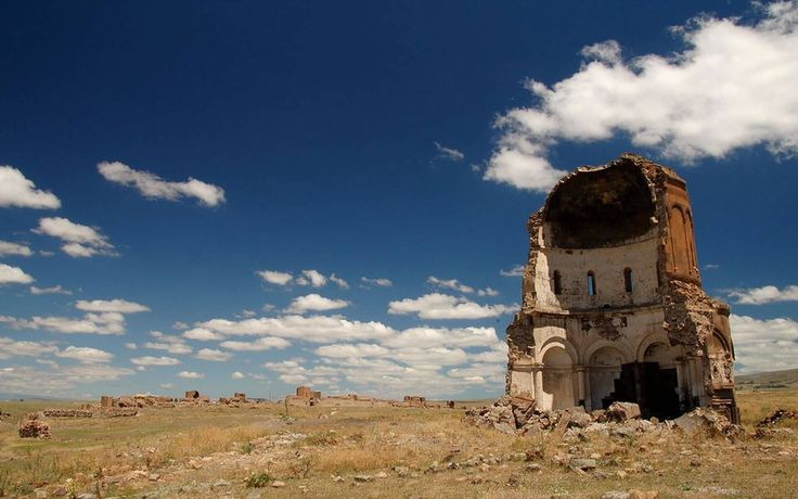 Ani Ruined Churches