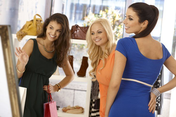 Pin for Later: The Best Way to Host a Clothing Swap This Fall Time to shop