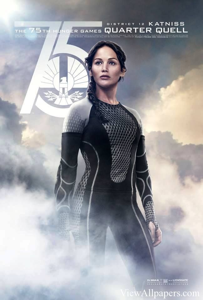 Jennifer Lawrence Quarter Quell