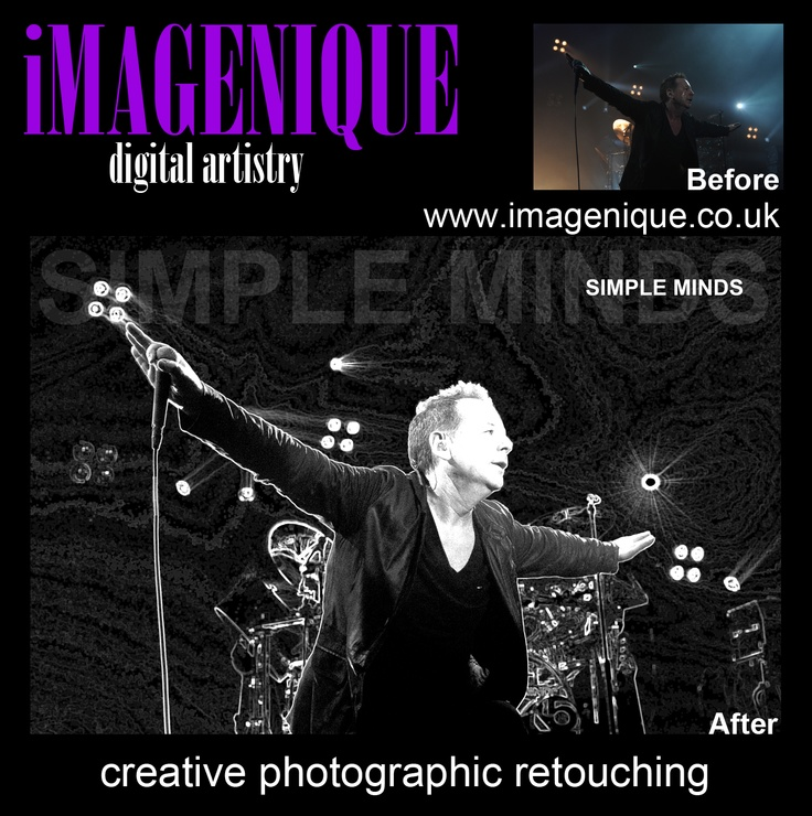 Creative Photographic Retouching. Transform your ordinary photographs into digital works of art! Typical prices £5.00 to £25.00