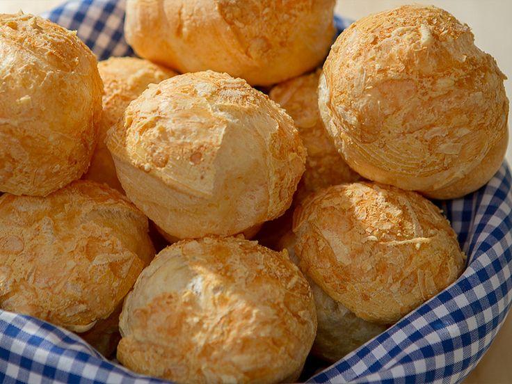 Receita de pão de queijo light da Lucilia