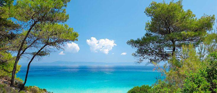 sea view Polixrono Xalkidikis