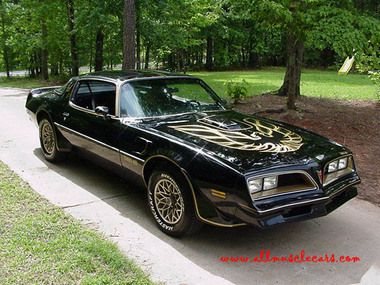 Smokey and the Bandit - Pontiac Trans Am
