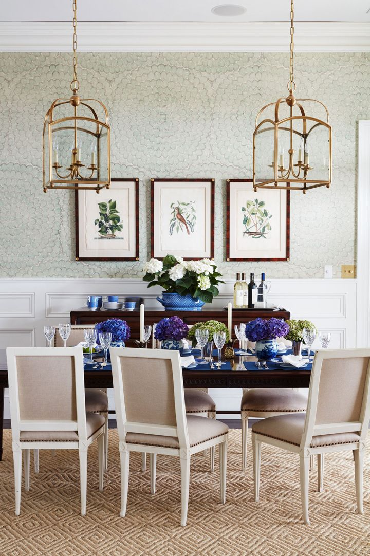 Andrew Howard Interior Design. Beautiful Dining RoomsHouse ...