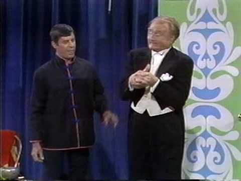 Red Skelton And Jerry Lewis - two of our greatest comedians doing a silent skit together.   Red is a magician and Jerry is his less than skilled helper.