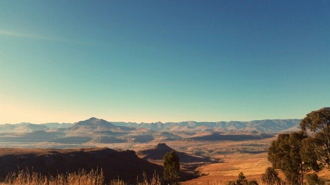 Them hills