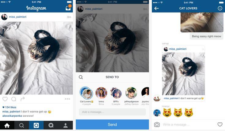 Instagram Direct se met aux fils de conversations - http://www.frandroid.com/android/applications/306910_instagram-direct-se-met-aux-fils-de-conversations  #ApplicationsAndroid