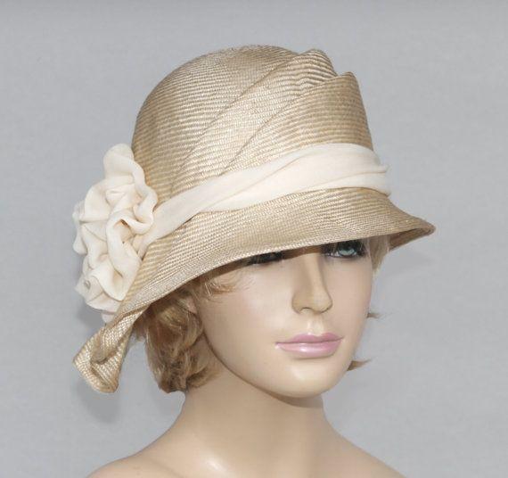 Sophia chapeau Derby du Kentucky chapeau de paille belle