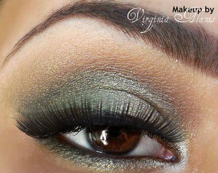 Earth Shimmer https://www.makeupbee.com/look.php?look_id=86823