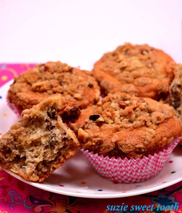 Banana Walnut Muffins | Muffins and Scones and Bread, oh my! | Pinte ...