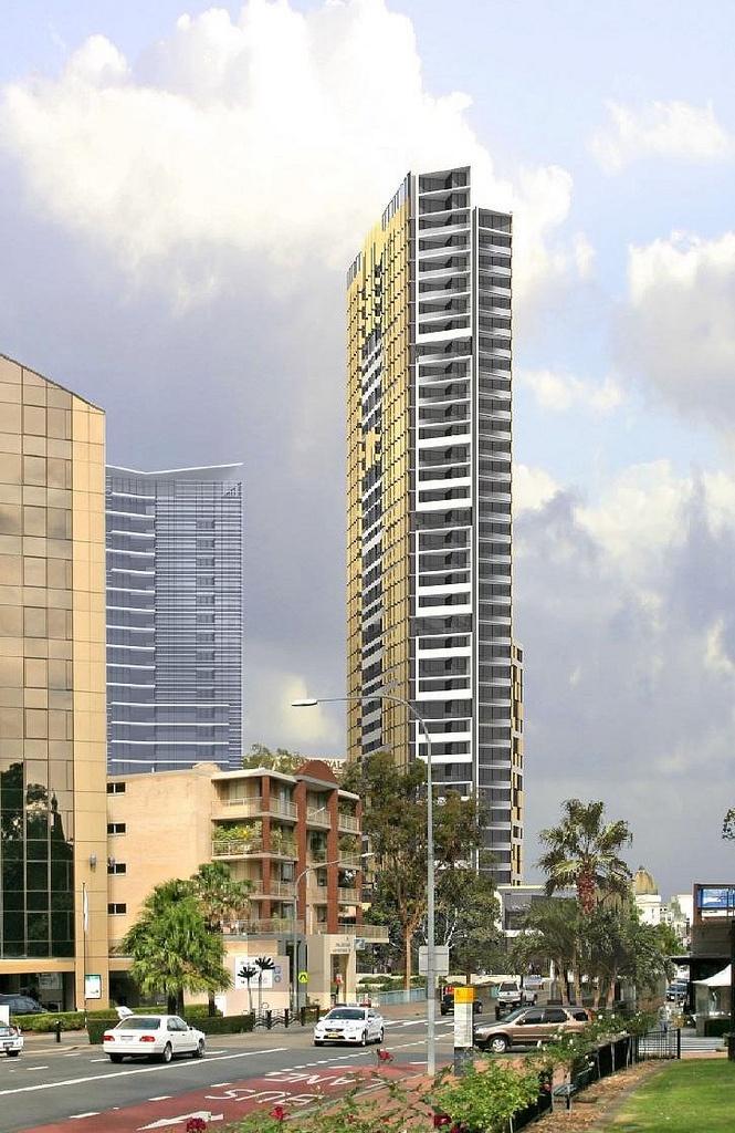 330 Church Street Parramatta Church Street Church Skyscraper