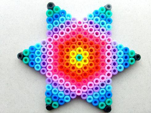 strijkkralen ster